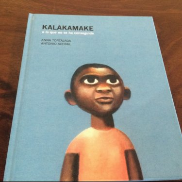 Kalakamake en el Colegio Portus Blendium de Suances