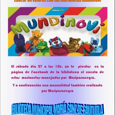 Sigue Mundinovi en las redes sociales