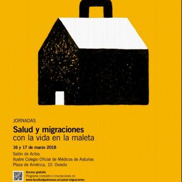 """Jornadas """"Salud y migraciones: con la vida en la maleta"""""""