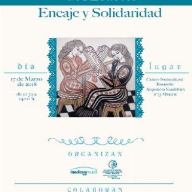 ENCUENTRO DE ENCAJERAS DE ALBACETE
