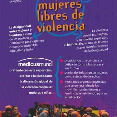 Todas las mujeres libres de violencia y Salud es nombre de mujer en el IES Marqués de Manzanedo de Santoña