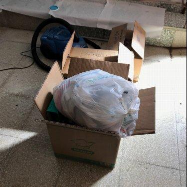 Donación de material sanitario del Hospital Sierrallana