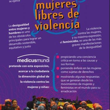 Todas las mujeres libres de violencia en la Biblioteca Central de Cantabria