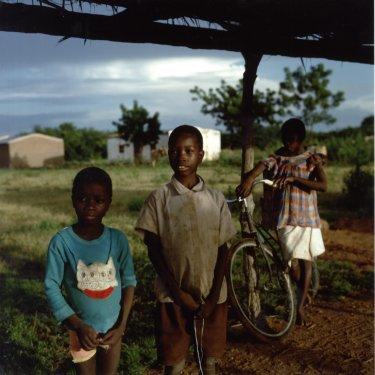 Pueblos de la sabana, Mali