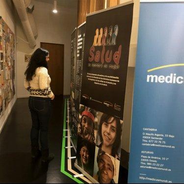 """""""Salud es nombre de mujer"""" en Espacio Joven del Ayuntamiento de Santander"""