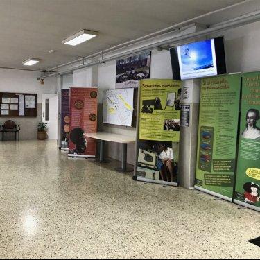"""""""Todas las mujeres libres de violencia"""" en el IES Torres Quevedo de Santander"""